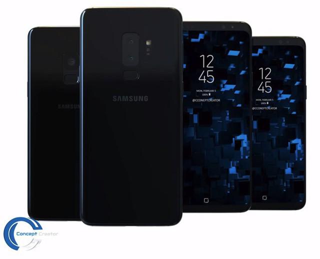 Samsung Galaxy S9 sẽ ra mắt vào ngày 25/2 tại MWC. Ảnh: YouTube.