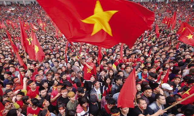 Niềm tin, niềm tự hào sau thành công của U23 Việt Nam. Ảnh: HP