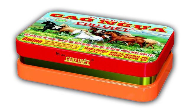 Không chỉ là dòng quà tặng trong nước, sản phẩm Cao ngựa Chu Việt còn được nhiều Việt Kiều ưa chuộng, lựa chọn.