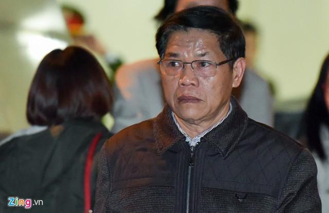 Bị cáo lớn tuổi nhất liên quan sai phạm của ông Đinh La Thăng kháng cáo