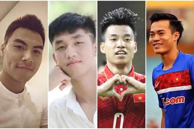 4 tuyển thủ quê Hải Dương tham dự vòng chung kết U23 Châu Á. Ảnh: TL