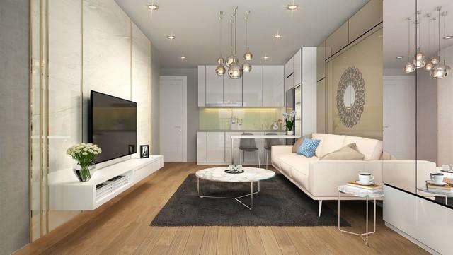 Cận cảnh căn hộ LIMO – điểm nhấn tại dự án D'. El Dorado II