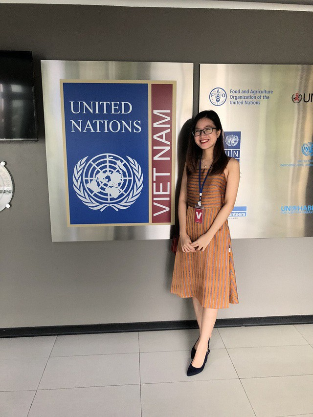 Nữ thủ khoa kép của trường ĐH Hà Nội
