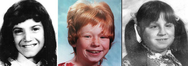 Hình ảnh 3 nạn nhân gồm: Carmen Colon, Wanda Walkowicz, Michelle Maenza.