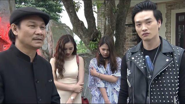 Theo NSƯT Nguyễn Hải, Cấn là dạng nhân vật mang tính đa chiều tâm lý.