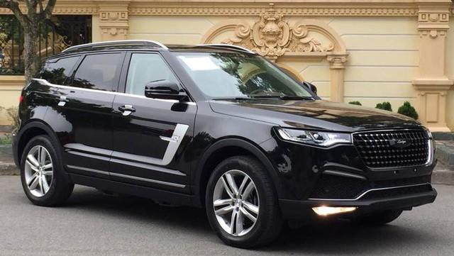 Chiếc xe trang bị khá hiện đại giá 700 triệu đồng