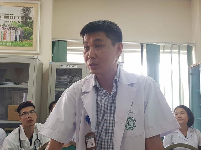 TS Nguyễn Quang Bảy. Ảnh: Võ Thu