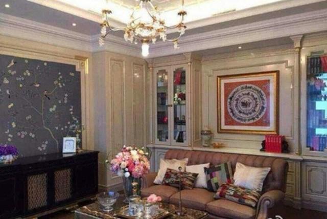 Biệt thự liền kề được Phạm Băng Băng mua với giá 200 triệu đồng/m2. Ngôi sao Hoa ngữ này đã mua 2 căn và thiết kế thông nhau.