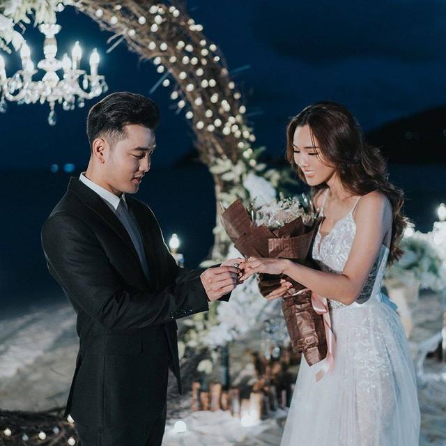 Cả hai sẽ chính thức có một đám cưới trong thời gian tới.