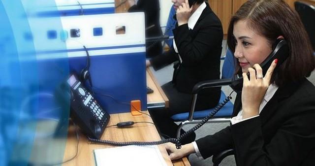 Chatbot hỗ trợ song hành cùng các Tổng đài viên tại Trung tâm chăm sóc khách hàng của EVN HANOI.