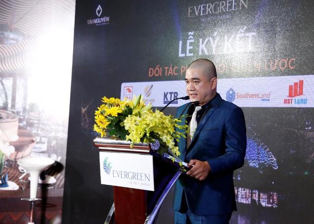 [8968] Ông Nguyễn Đăng Phương – Trưởng Ban Kinh Doanh – Tiếp Thị TNR Holdings Việt Nam phát biểu tại sự kiện.