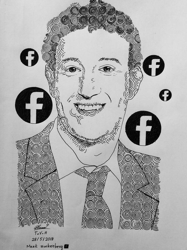 Chân dung Mark Zuckerberg