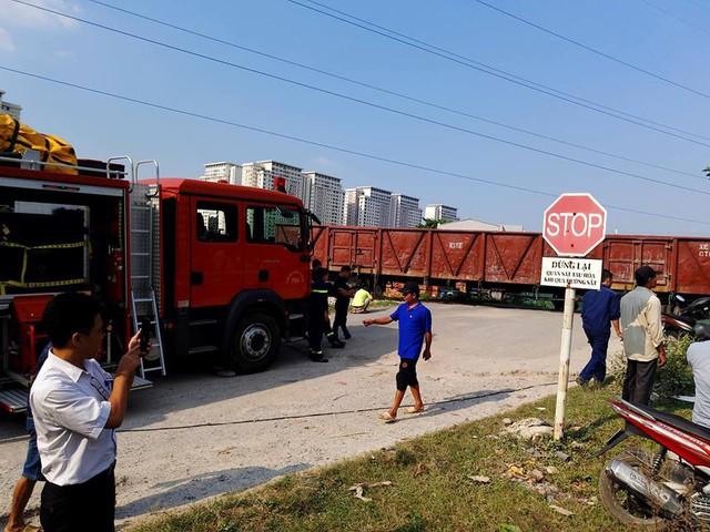 Vụ tai nạn khiến 5 người trên ô tô tải bị trọng thương. Ảnh: NĐ