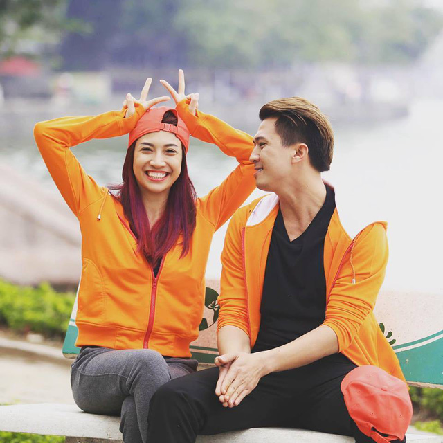 Pha Lê và Hà Việt Dũng là đôi bạn thân thiết. Cả hai từng là bạn đồng hành của nhau trong chương trình Cuộc đua kỳ thú.