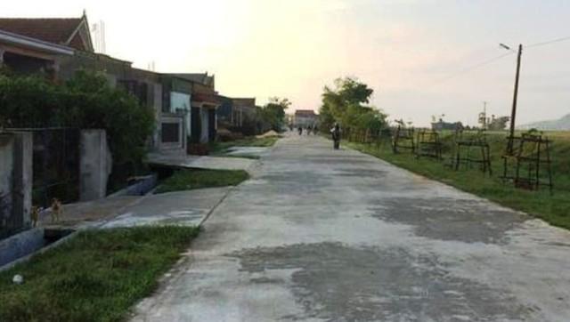 Nhiều thôn xã Kỳ Phú bị rung lắc nhẹ sau hai tiếng nổ lớn trong lòng đất.