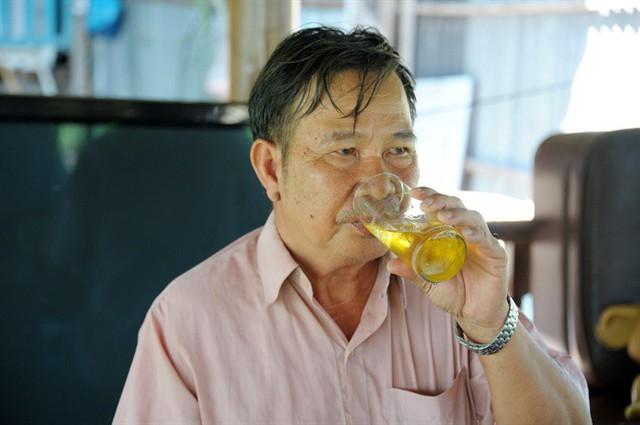 Nông dân Phạm Văn Cường.