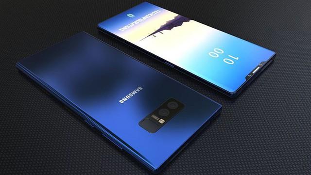 Galaxy Note 10 có thể là chiếc smartphone đầu tiên của Samsung áp dụng công nghệ pin graphene.