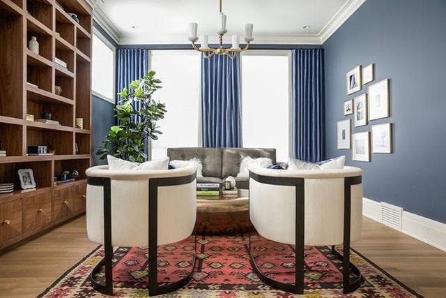 Giờ đây, những mẫu rèm cửa cũng được đánh giá là một phần hoàn thiện vẻ đẹp của căn phòng.
