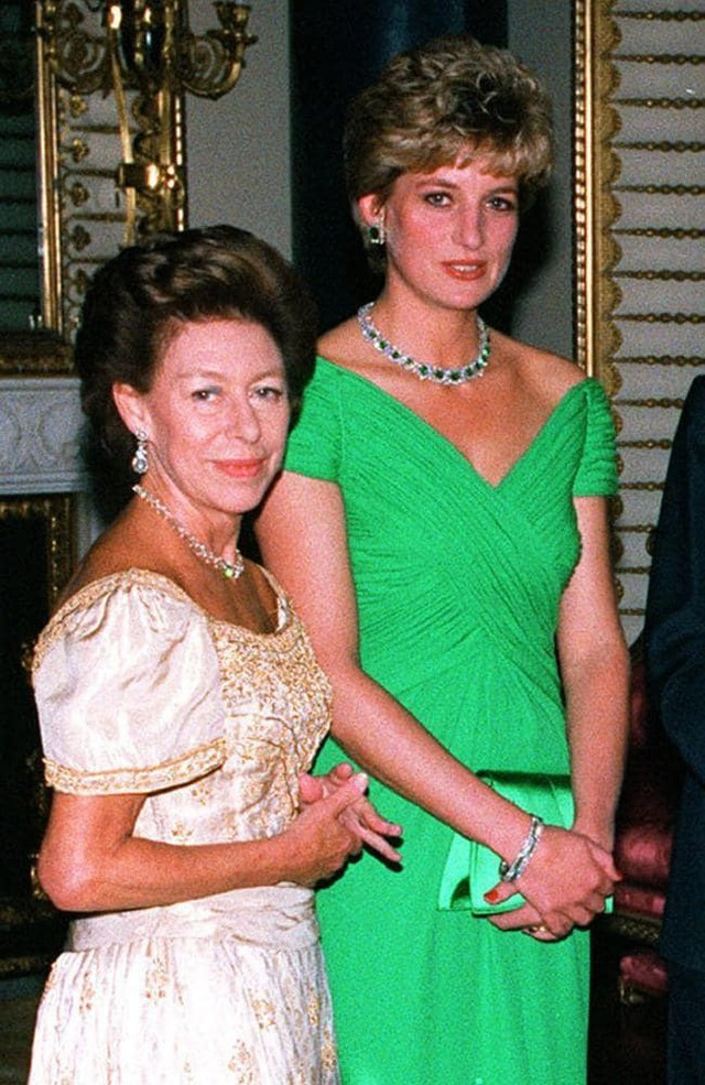 Giữa Công nương Diana và dì chồng, Công chúa Margaret tồn tại mối quan hệ cơm không lành, canh không ngọt
