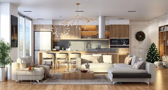 Để đem lại hiệu quả thẩm mỹ cao cho không gian sinh hoạt chung, bạn nên lựa chọn đồ nội thất đồng bộ.