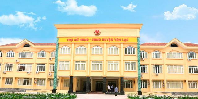 Nhiều gói thầu mua sắm do các phòng, ban huyện Yên Lạc làm chủ đầu tư được thẩm định giá cao gấp đôi, gấp ba giá thị trường.