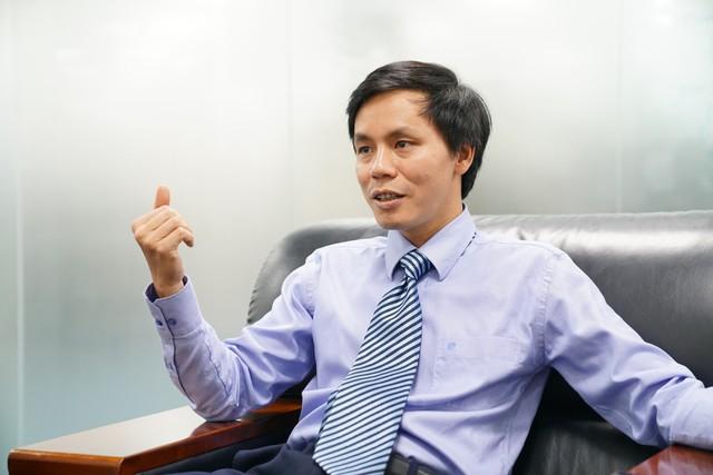Ông Đào Gia Hưng, Phó Giám đốc Khối SME, VPBank.