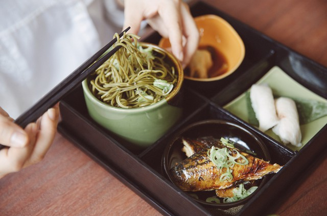 Morico là nhà hàng cafe tiên phong giới thiệu set lunch đặc biệt là set lunch kiểu Nhật về Việt Nam từ năm 2012.
