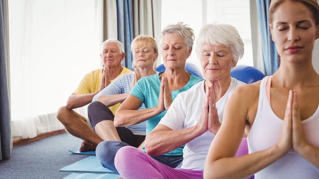 Thiền giúp tĩnh tâm và dễ đi vào giấc ngủ hơn