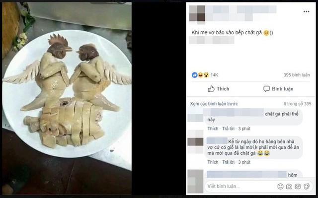 Bị mẹ vợ thử thách chặt gà, chẳng những không bị làm khó chàng rể này còn thành công ngoài sức tưởng tượng