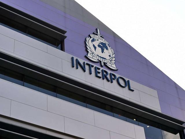 Tổ chức cảnh sát hình sự quốc tế Interpol.