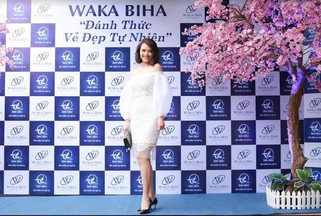 Người mẫu Hồng Quế tại sự kiện Waka Biha – Đánh thức vẻ đẹp tự nhiên,