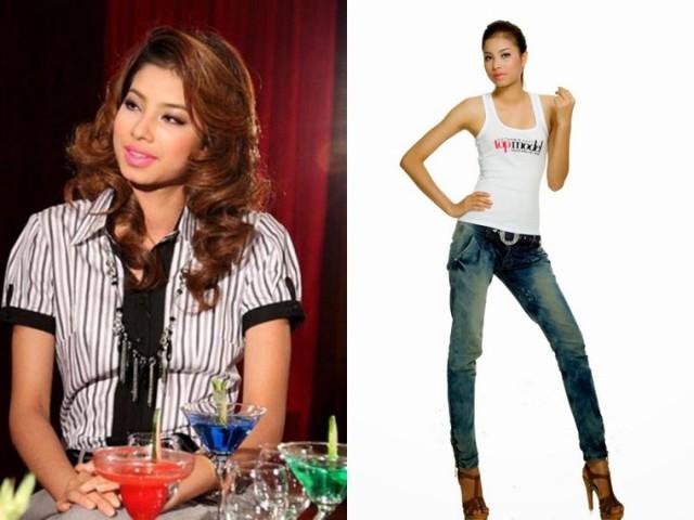 Phạm Hương được biết đến lần đầu khi tham gia chương trình truyền hình thực tế Vietnams Next Top Model 2010. Tại cuộc thi này, cô không ghi nhiều dấu ấn và ra về với vị trí top 8.