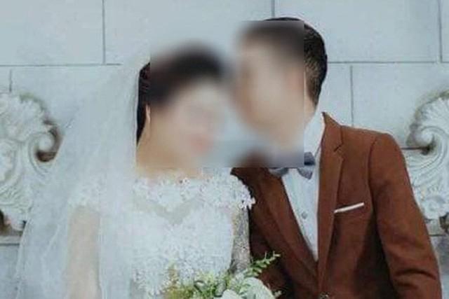 Ảnh cưới của V. và L.T.A.