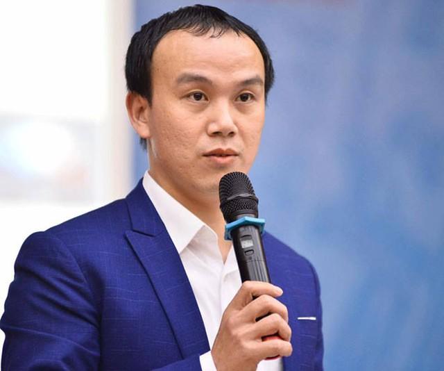 Ông Hoàng Phúc Lâm – Phó Giám đốc Trung tâm Dự báo khí tượng thủy văn Quốc gia