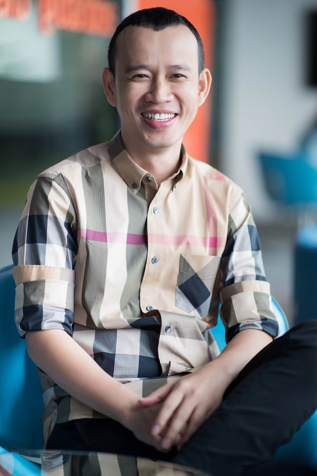 Phuc Nguyen said he is not just a trainer, but a manager as people think.