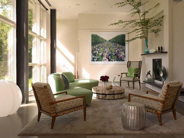 Với tất cả những ưu điểm kể trên, ghế sofa cong xứng đáng trở thành một phần bên trong không gian phòng khách của mọi gia đình.
