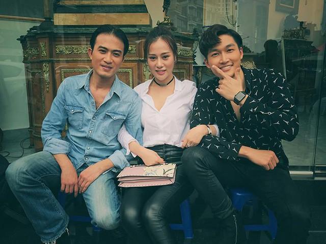 Dàn diễn viên Quỳnh búp bê và Ghét thì yêu thôi hợp tác quay ngoại truyện
