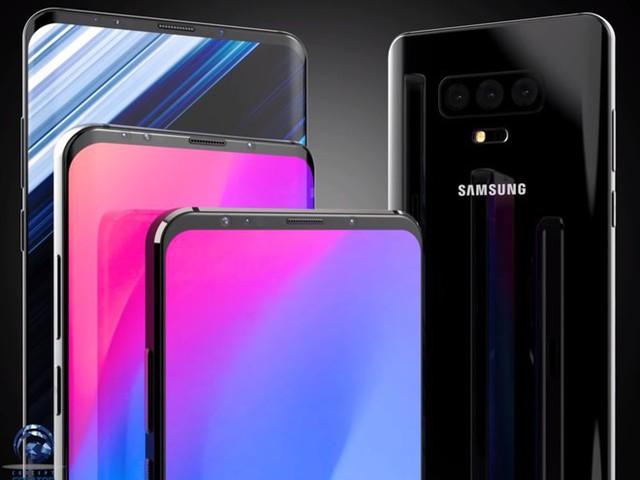 Galaxy S10 sẽ có 3 phiên bản kích thước màn hình khác nhau. Ảnh: BI.
