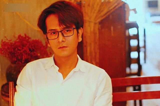 Diễn viên Hùng Thuận (ảnh do nhân vật cung cấp).