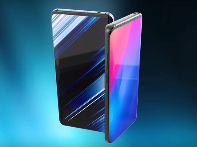 Diện mạo của Galaxy S10 sẽ được làm mới với thiết kế không viền màn hình. Ảnh: BI.