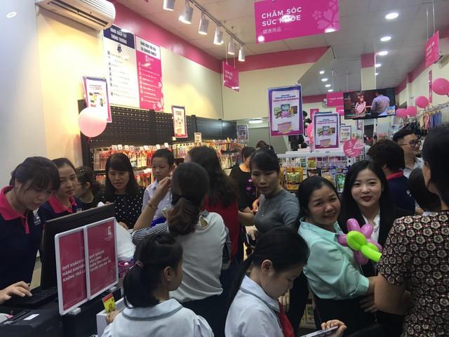 Người dân Ninh Bình không còn phải lo ngại việc phải mua sắmhàng Nhật nội địa từ những nơi xa xôi