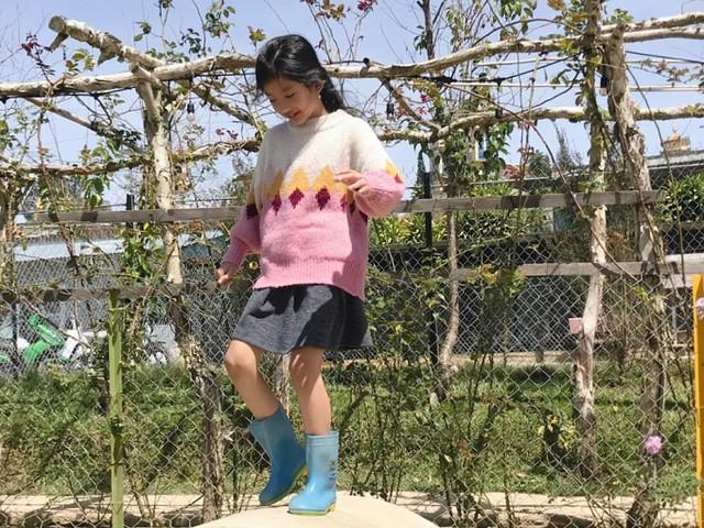 Ngọc Diễm bày tỏ: Tôi cảm nhận Chiko đang lớn nhanh, thích được chia sẻ và khám phá. Du lịch là cách hai mẹ con lắng nghe nhau. Trong chuyến đi này, bé chủ động tìm hiểu thông tin điểm đến, những món ngon bé thích để hai mẹ con cùng tận hưởng.