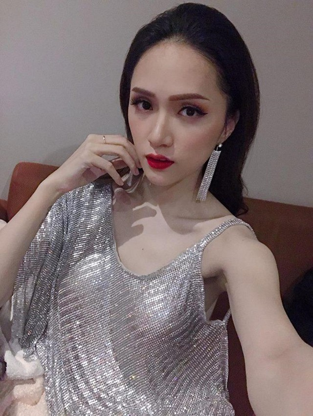 Nice but too bad. You should get stress so that you do not affect your health or not; Looking green, you're worried that the followers have two ideas when Huong Giang's figures are fragile.