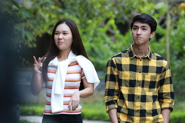 Nam diễn viên Bình An luôn là gương mặt được lựa chọn trong các phim về giới trẻ
