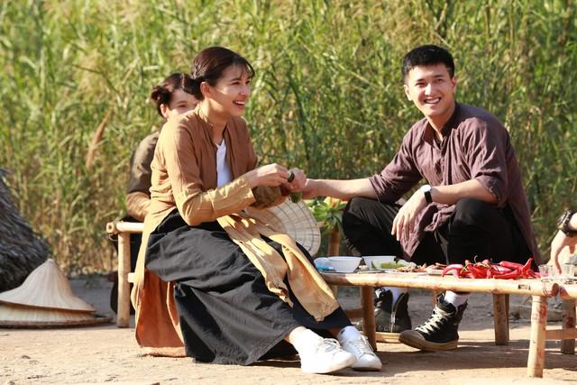 Đoàn làm phim có nhiều cảnh quay đẹp mắt ở Nam Định, Ninh Bình