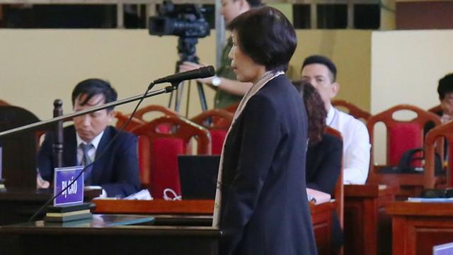 Phan Thu Hương, người phụ nữ đã chăm sóc Phan Sào Nam như mẹ ruột. (ảnh: TG)