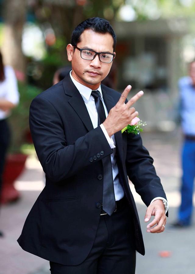 Diễn viên Huỳnh Đông