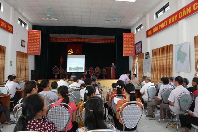 Hội nghị truyền thông dân số tại Ninh Bình. Ảnh: TL