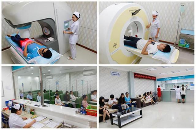Phòng khám Đa khoa Thăng Long đầu tư mạnh về cơ sở vật chất