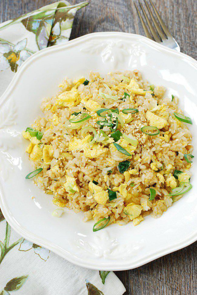 Chúc các bạn thành công và ngon miệng với cách làm cơm rang trứng!